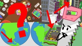 Location of Goiky Solved? (BFB Theory)