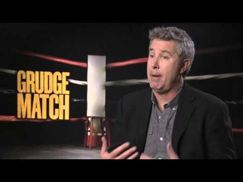 Interview: GRUDGE MATCH Director Peter Segal