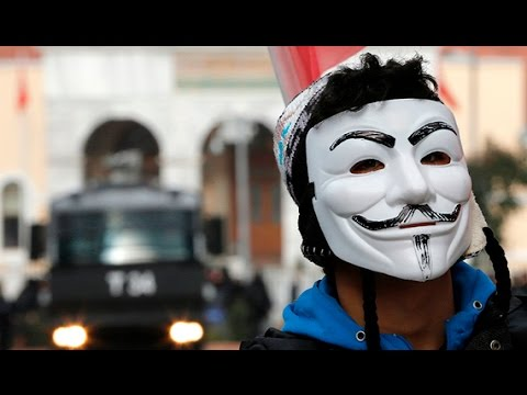 Anonymous - Operation Icarus: Shut Down The Banks #OpIcarus