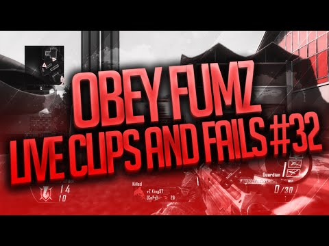 Obey Fumz – Live Clips & Fails #32
