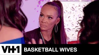 Jackie Christie's Daughter Chantel Approaches Evelyn | Basketball Wives