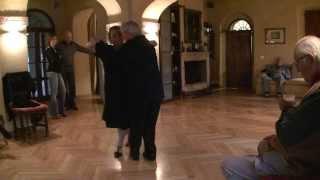Luisito Ferraris - Lezioni di Tango Argentino Milonguero a Castiglioncello Bandini in Maremma