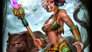 "SMITE Awilix Gameplay - ""First thing"