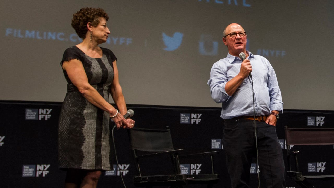 "NYFF52 ""Merchants of Doubt"" Q&A 