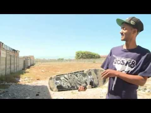 From Cape Town to the Cape Flats with 20sk8