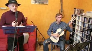 Peter Sturm/Frank Buddemeyer: Flow my tears -  John Dowland