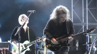 The Cure - Killing An Arab live in Chile 2013 - multi cam mix
