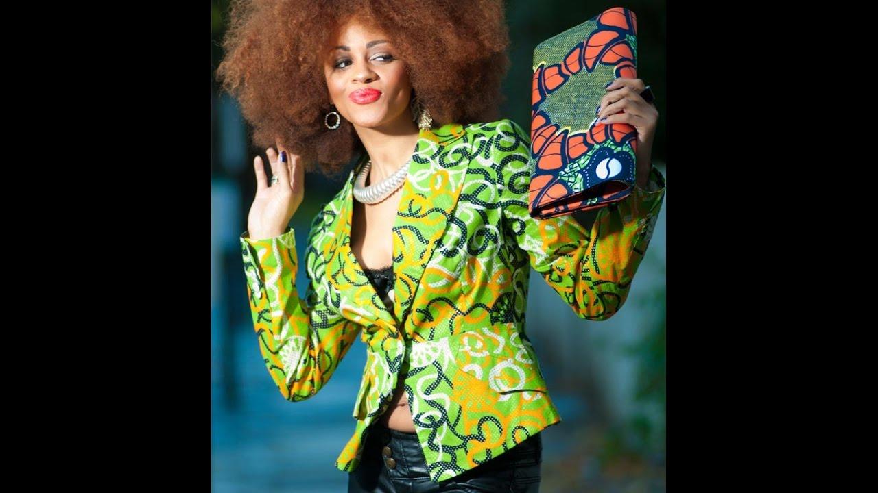 25 Fabulous Ankara Jacket Styles Youtube