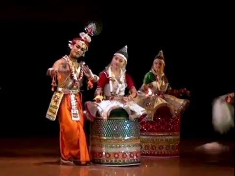 Classical Dances of India - Part 1