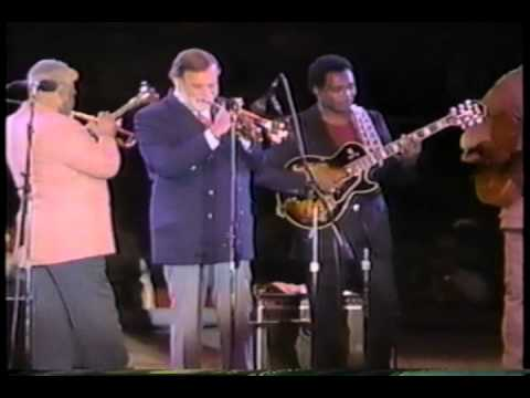 Dizzy Gillespie | George Benson | Ed Cherry | A Night In Tunisia.