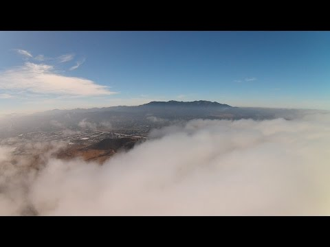 VAS Chimera Cloud Surfing During 2016 FPV FunFly