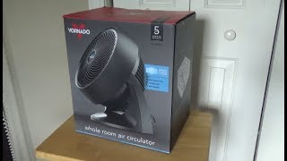 Vornado 633 | Unboxing and Initial Opinions