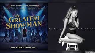 "Download Lagu ""One Last Star"" - Mashup of Ariana Grande/Zac Efron/Zendaya Mp3"