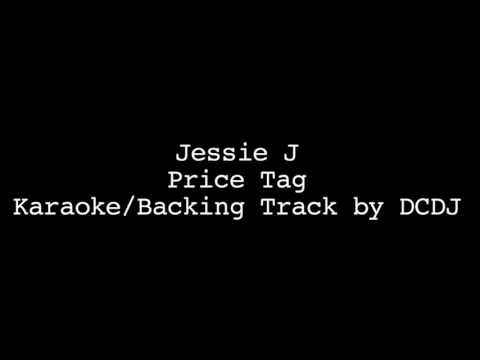 Jessie J   Price Tag Instrumental Karaoke Backing Track