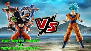 F2P TEAM GUIDES! F2P Ginyu Force Team VS SSB Goku Dokkan Event! Dragon Ball Z Dokkan Battle