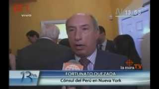 Lanzan Unica Por las Regiones del Peru en Nueva York