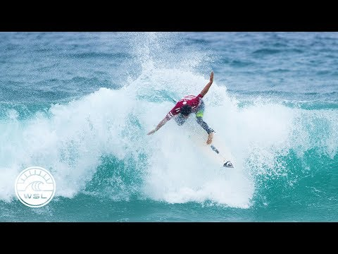 2017 Ballito Pro Highlights: Early Rounds Action from South-Africa