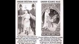 A Muslim Women in ISLAM founded the oldest university