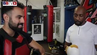 BBTV MASTER CLASS: THE LEFT HOOK (WITH PAT BARRETT FORMER BRITISH AND EUROPEAN CHAMP)