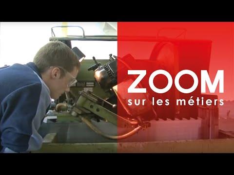 Scieur de l'industrie du bois / Scieuse de l'industrie du bois - Zoom sur les métiers