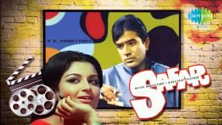 Zindagi Ka Safar Hai Yeh Kaisa Safar | Safar | Hindi Film Song | Kishore Kumar