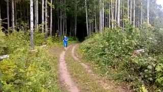 Контрольный забег на 3000 м(КСО Хорошево продолжает свой сбор на биатлонной базе в Саранске. 22 августа спортсмены на тренировке была..., 2015-08-23T20:13:18.000Z)