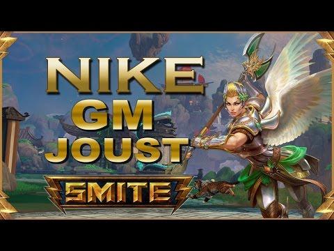 SMITE! Nike, Vaya daño... ni que fuera ADC....! GM Joust #78