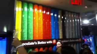 the biggest m&m store in the world