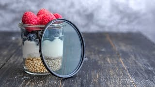 Why you need a CIRCULAR POLARIZER in FOOD PHOTOGRAPHY