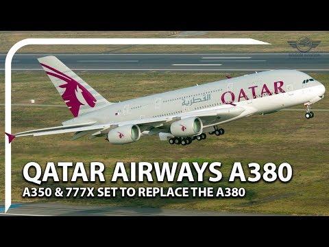 Qatar Airways Set To RETIRE Their A380 Fleet!