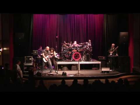 "Solar Federation - Performing ""Marathon"" by RUSH - 11/19/16"