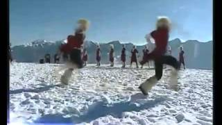 Caucasian Folk Dance