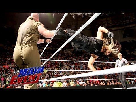 The Shield vs. The Wyatt Family: WWE Main Event, April 8, 2014