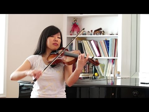 That's What I Like Bruno Mars - Violin Cover