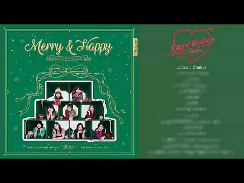 TWICE—Merry&Happy [Full Album]