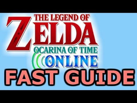 How To Get Zelda: Ocarina Of Time ONLINE In 2 Minutes - Easy Tutorial