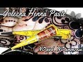 Golecha Fast Henna Cones Review | Best Henna Cones |  Be you and beauty