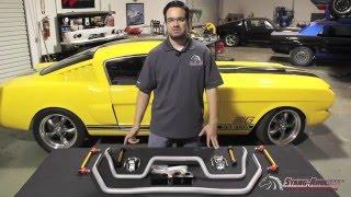 Mustang Front and Rear Sway Bar kits from Stang-Aholics