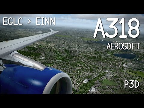 Prepar3D | Across the Pond on Speedbird One - Part 1 (EGLC -