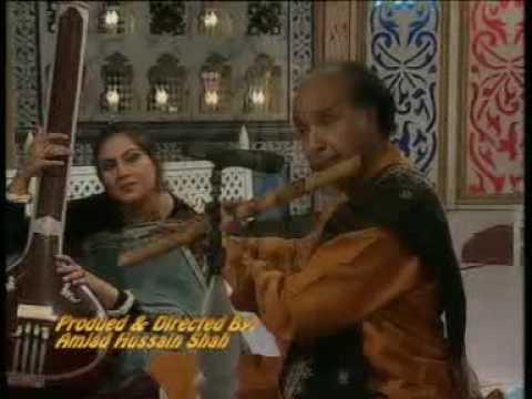 MEHFIL e SHAB Salamat Hussin Flute Music part 2