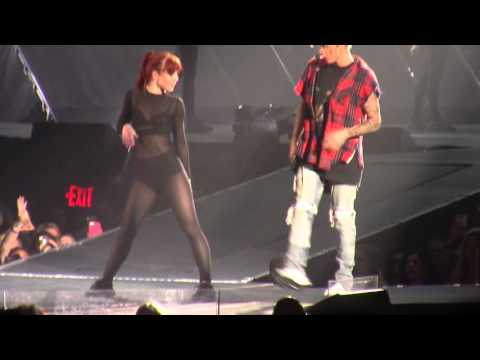 Justin Bieber - No Pressure LIVE #PurposeTourDenver