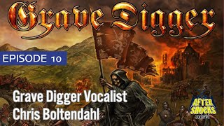 How To Stay Motivated After 40 Years Of Metal – Grave Digger Vocalist Chris Boltendahl