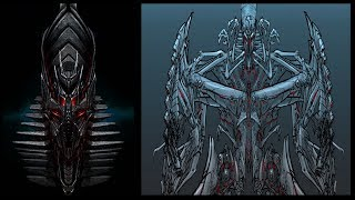 Transformers Movie History: The Fallen Origin | The Story of Megatronus