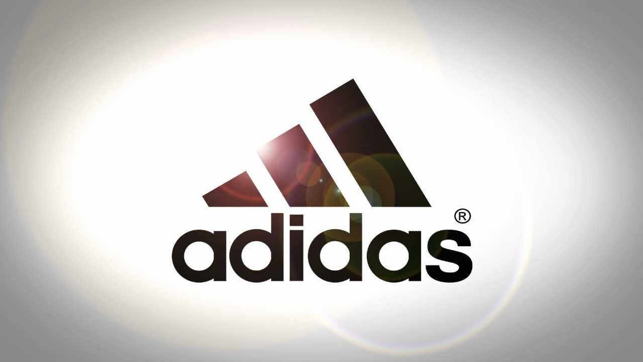 adidas logo and slogan