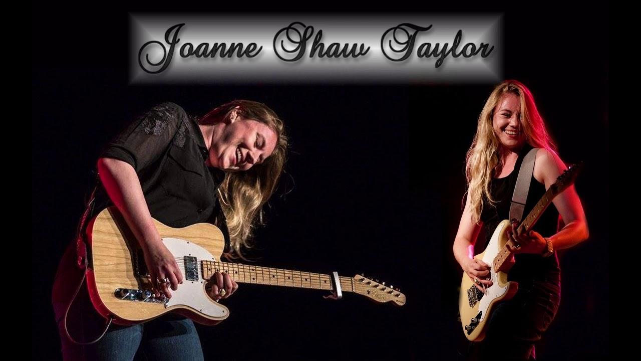 Download Joanne Shaw Taylor - Blackest Day