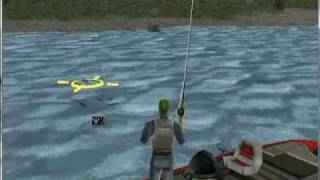 Trophy Bass 4 by Sierra Anno 2000 Preview and Gameplay