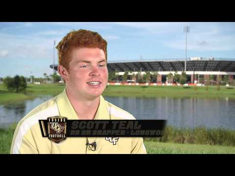 2014 UCF Football Senior Profile:  Shawn Moffitt
