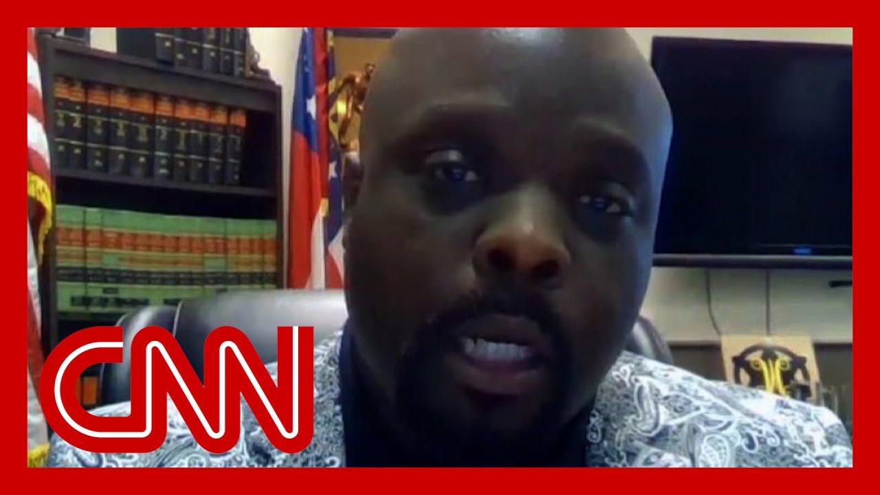 Georgia sheriff: Rayshard Brooks shooting was justified