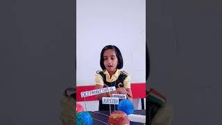 Science fair 2019 PP2 SUN,Topic : Solar System  by Deepanvitha @crayons school Nizampet