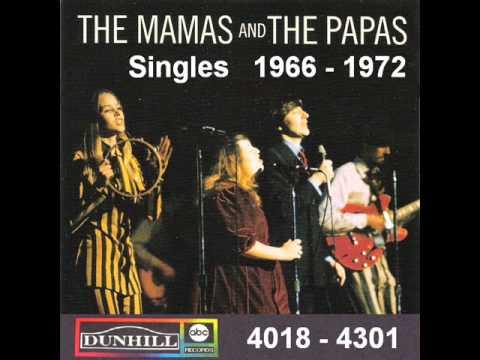 The Mamas & The Papas - ABC-Dunhill Records 1966 - 1972